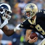 Blockbuster LA Rams vs. Saints Showdown Could Deliver NFL's Highest Over/Under in 15 Years