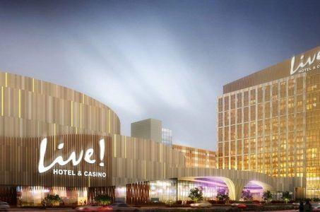 Philadelphia casino stadium district