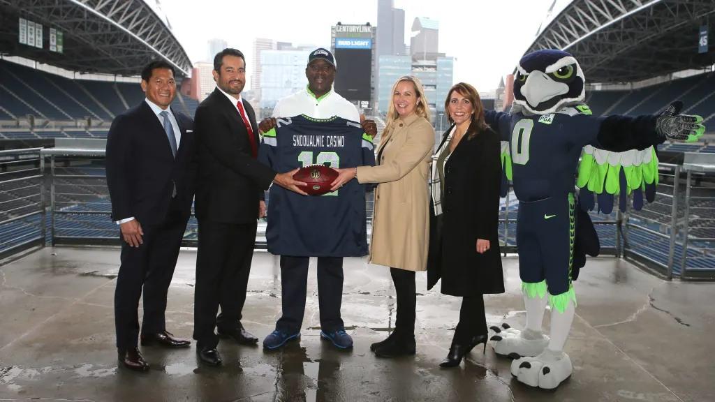 Seattle Seahawks Snoqualmie Casino
