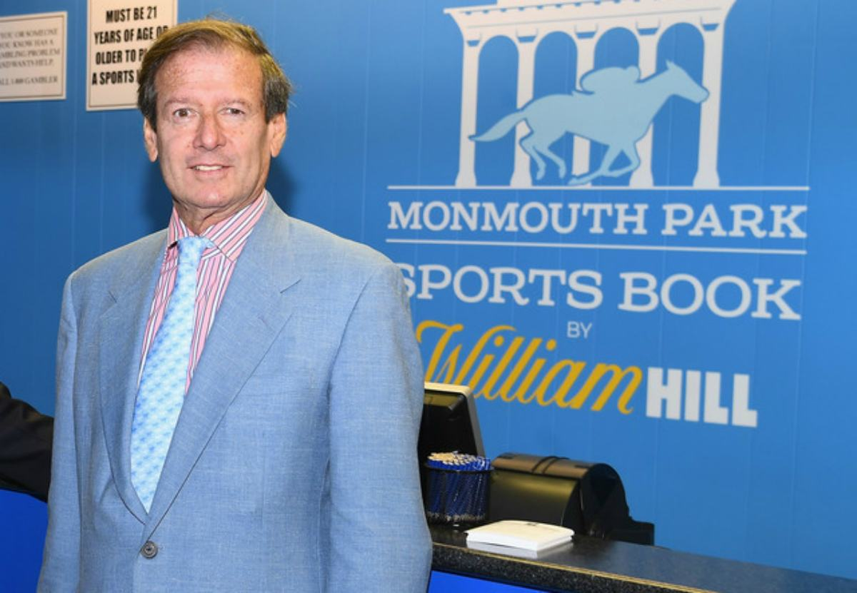 Monmouth Park sports betting lawsuit