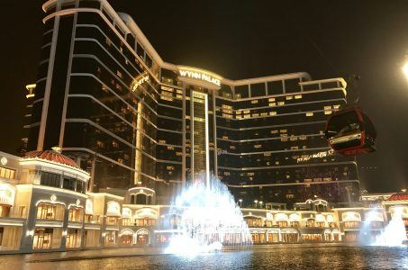 Wynn Resorts Macau casino revenue