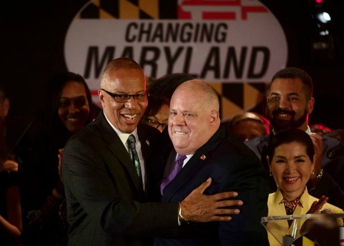 sports betting Maryland referendum