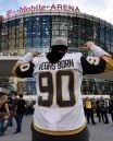 Las Vegas sports Golden Knights Raiders