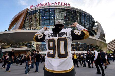 Las Vegas sports Golden Knights Raiders