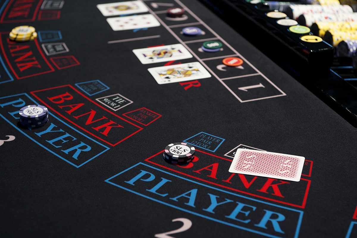 Us China Trade War May Be Hurting Las Vegas Strip Baccarat Revenues