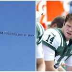 New York Jets Partnership With MGM Resorts Condemned by Circling Mystery Airplane Banner