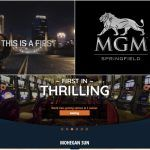 MGM Springfield Connecticut casinos