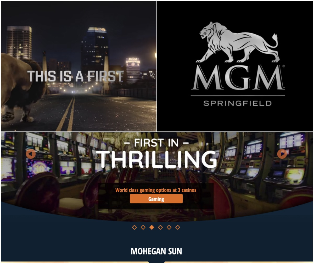 MGM Springfield Connecticut casinos
