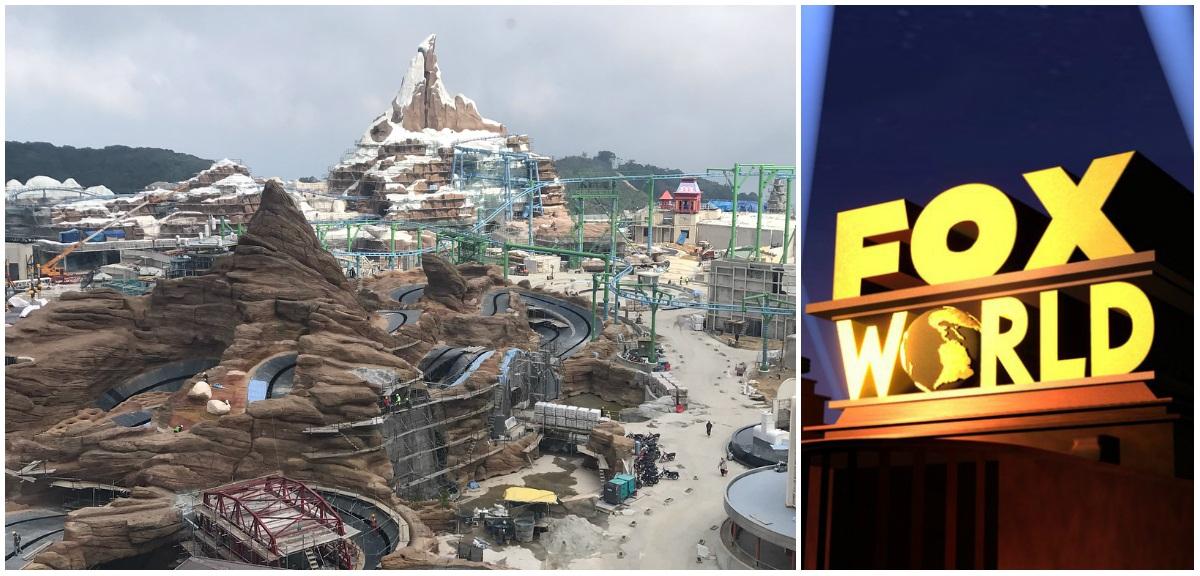 Genting Malaysia Fox World theme park