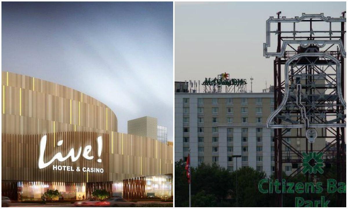 Delayed Live  Philadelphia Casino Sets 2020 Opening Date