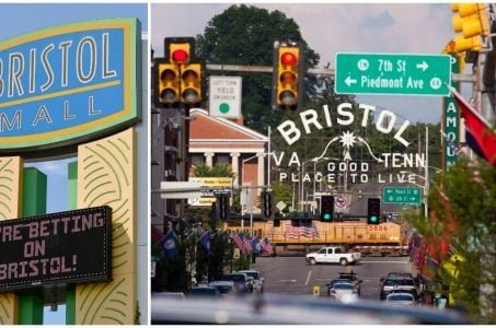 Virginia casino gambling law Bristol