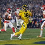 L.A. Rams Beat Chiefs on Monday Night Football, Easily Breaks Record-High Point Total as Vegas Busts