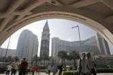gaming stocks Macau casino revenue