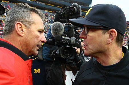 Michigan Ohio State college football odds
