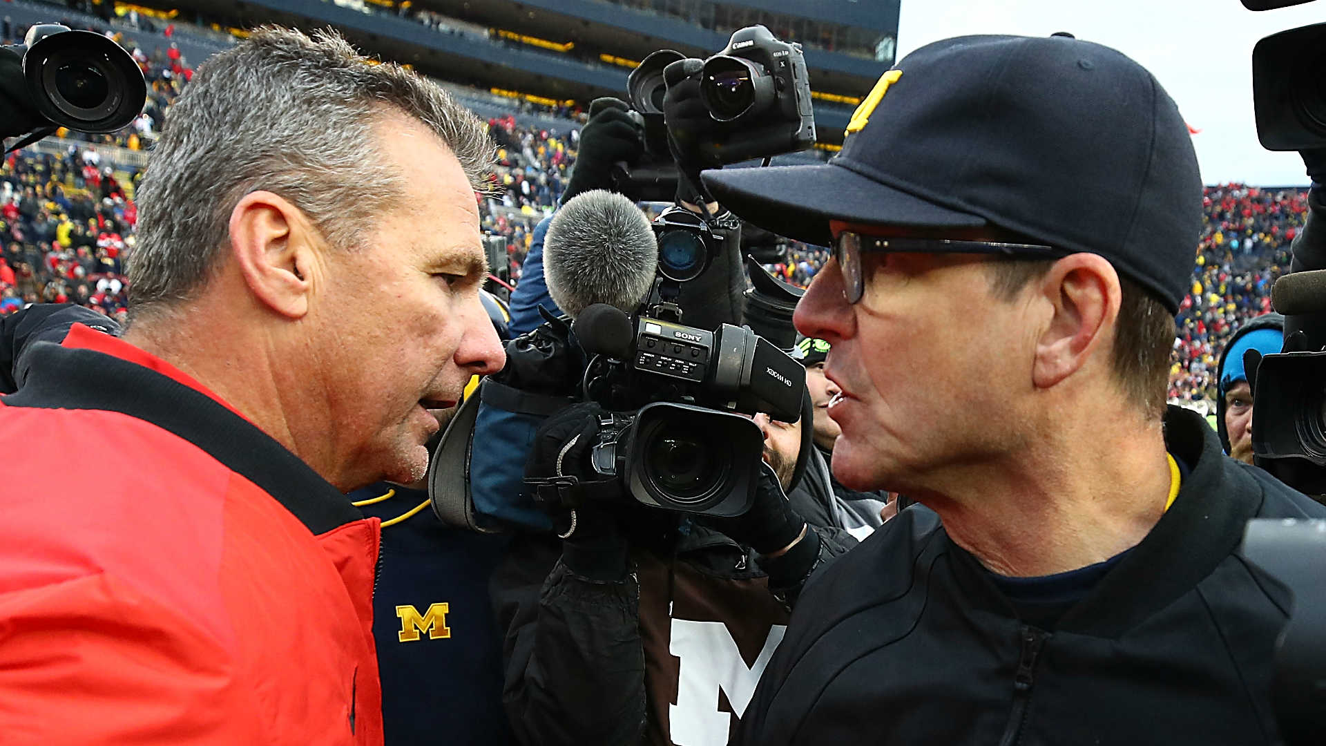 Michigan Ohio State college football odds