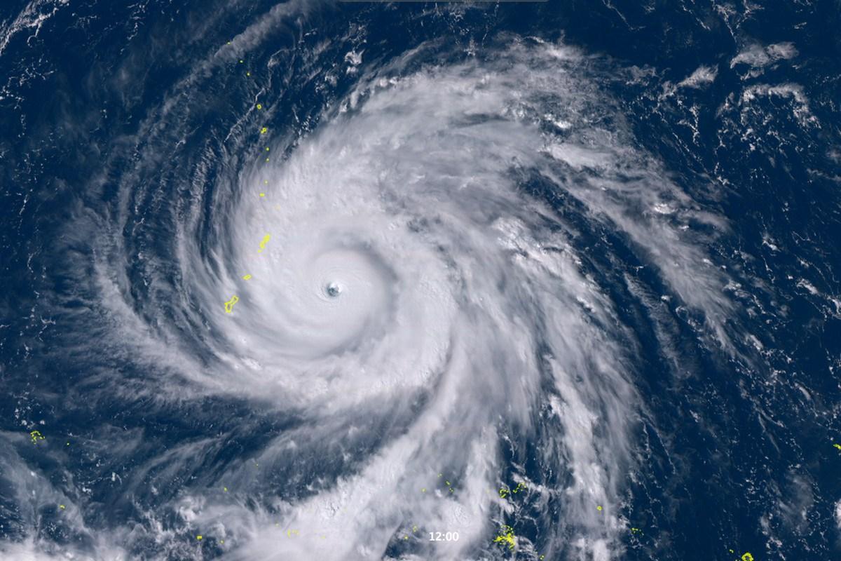 Typhoon Yutu