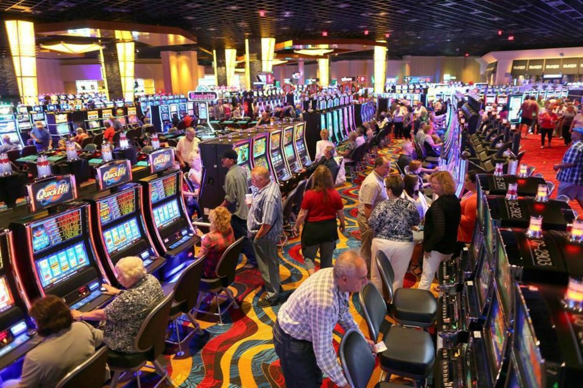 Plainridge Park Casino Slots