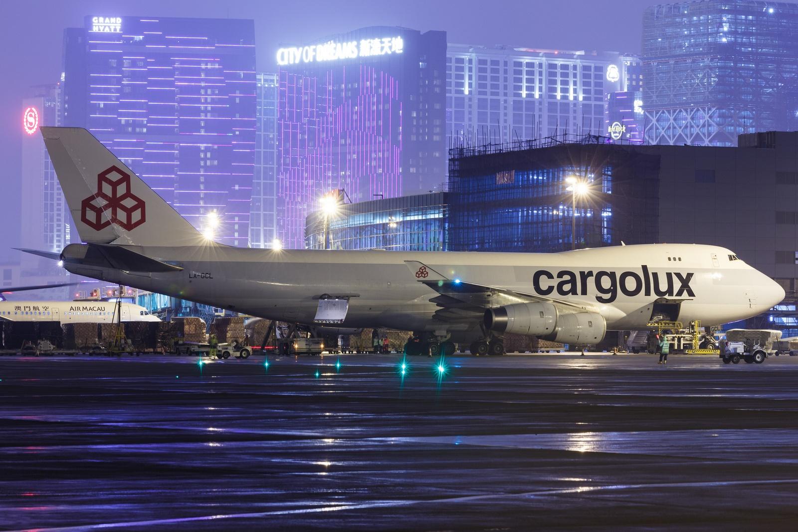 Macau casinos visitor arrivals