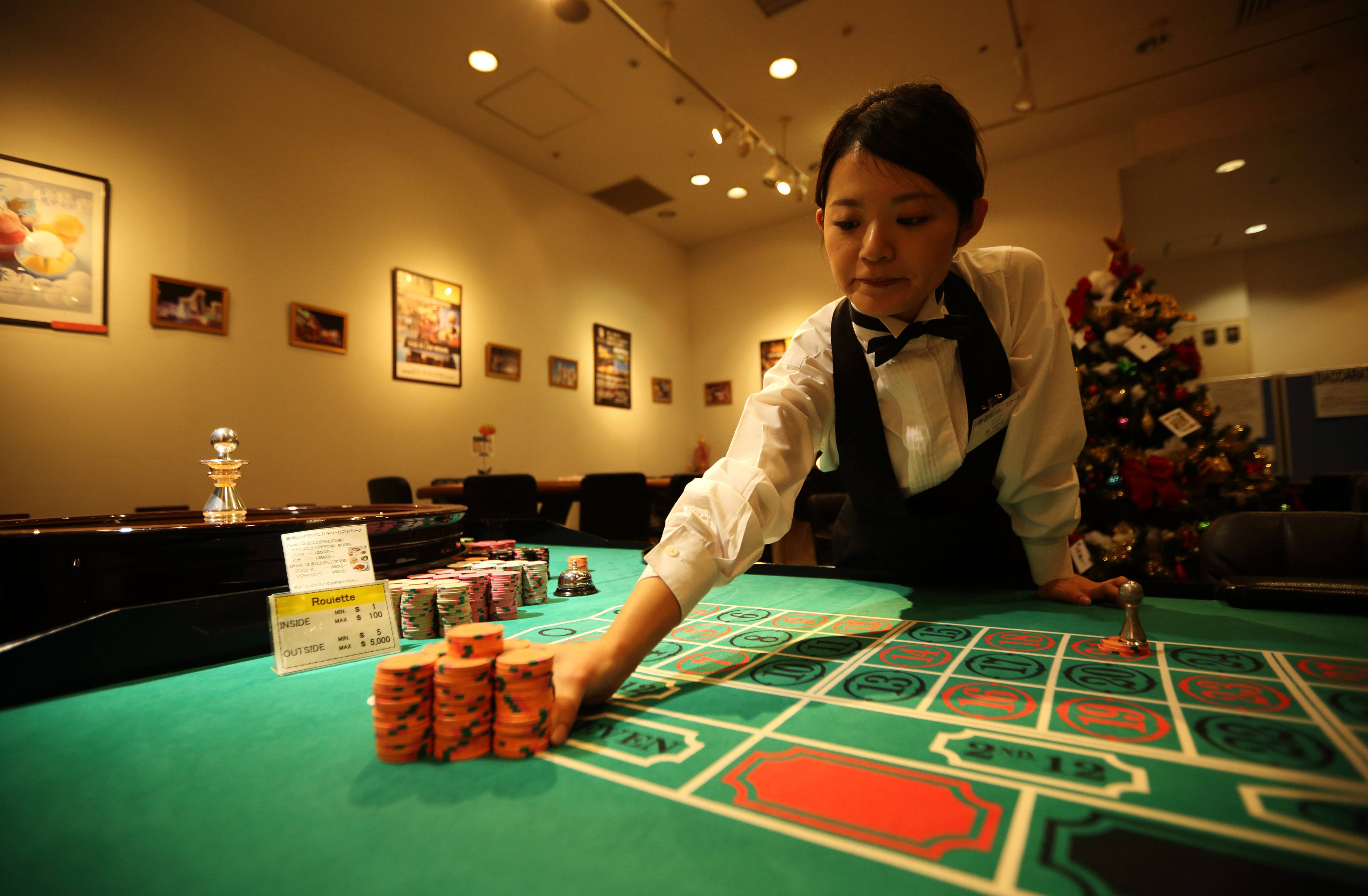 Japan casinos local governments