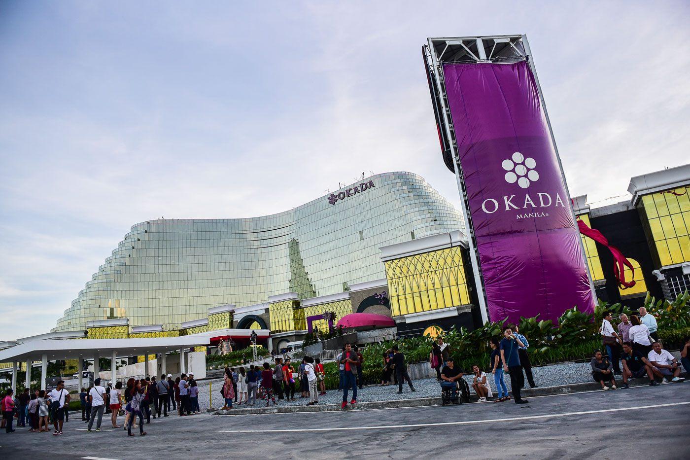 Okada Manila casino resort Philippines