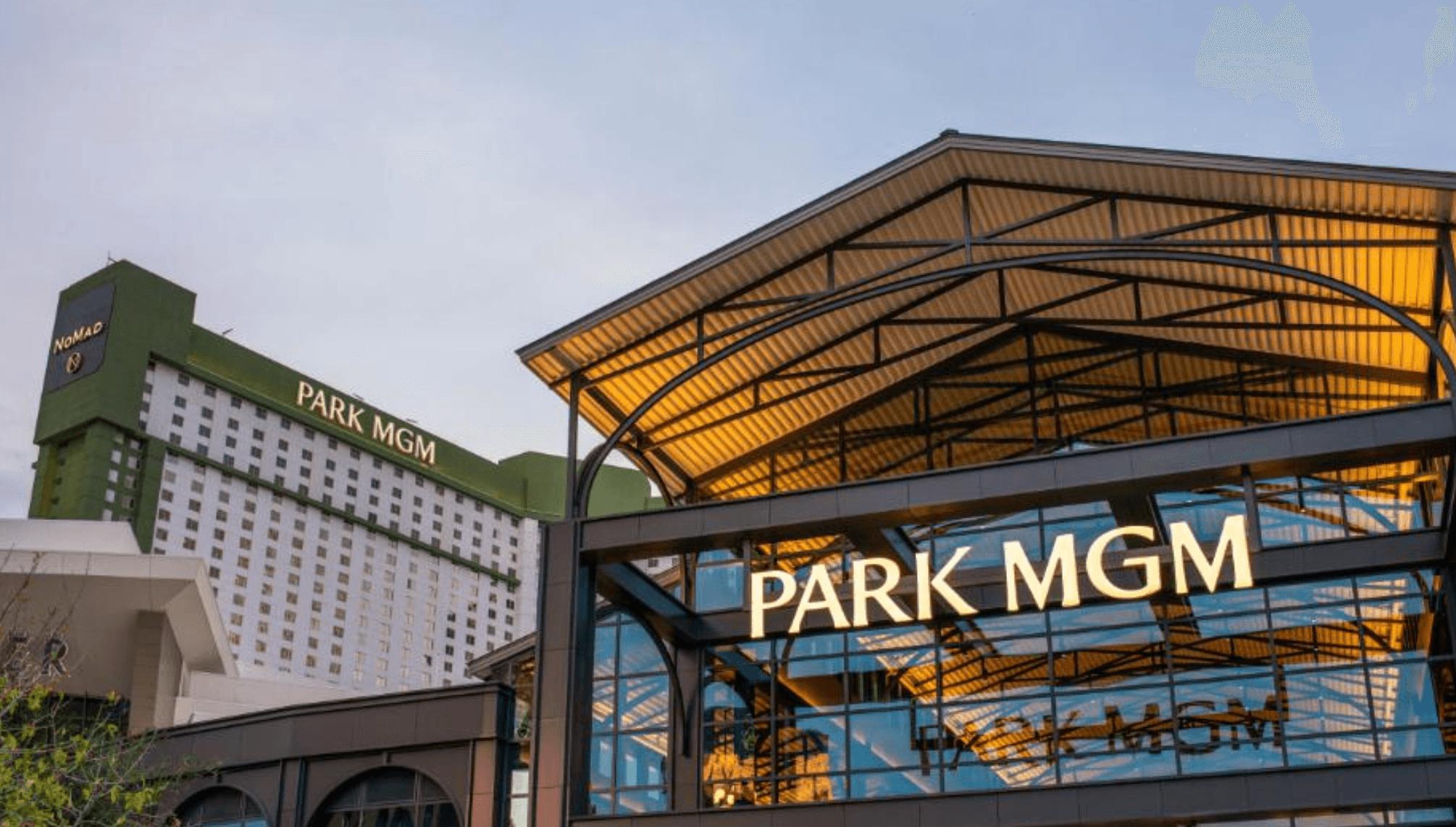 MGM Resorts REIT Park MGM NoMad