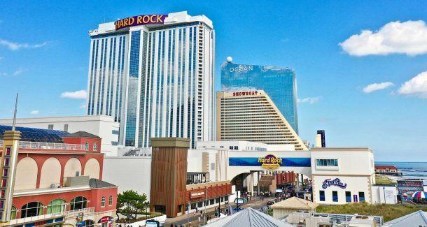 Atlantic City casinos November revenue