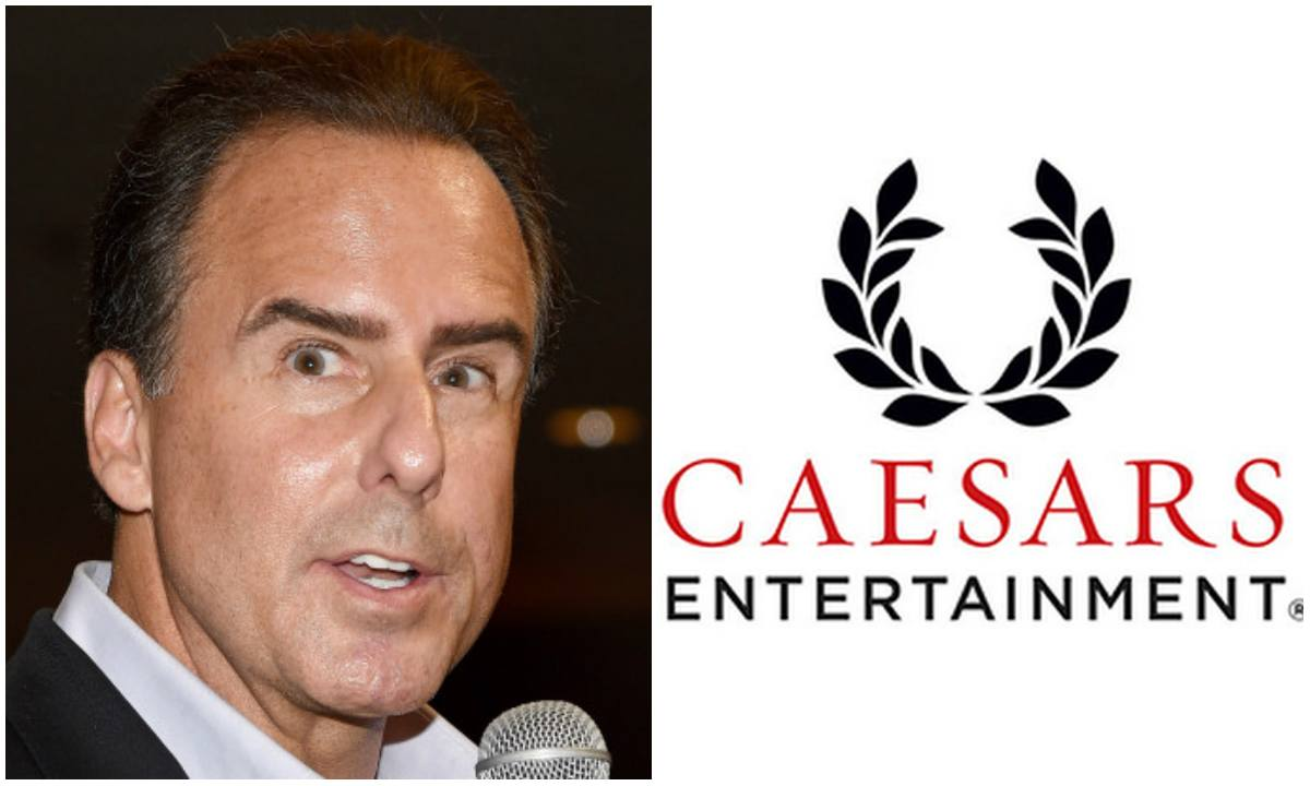 Caesars Entertainment CEO Mark Frissora