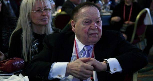 Sheldon Adelson Republican donations GOP