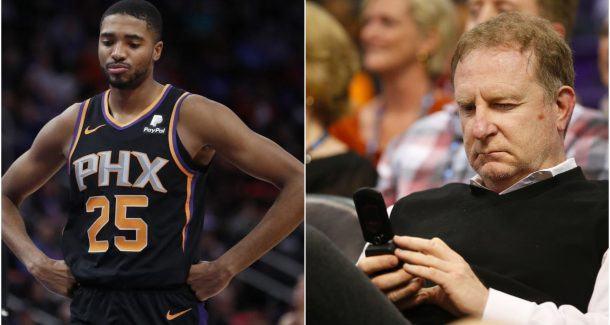 Phoenix Suns moving Las Vegas odds