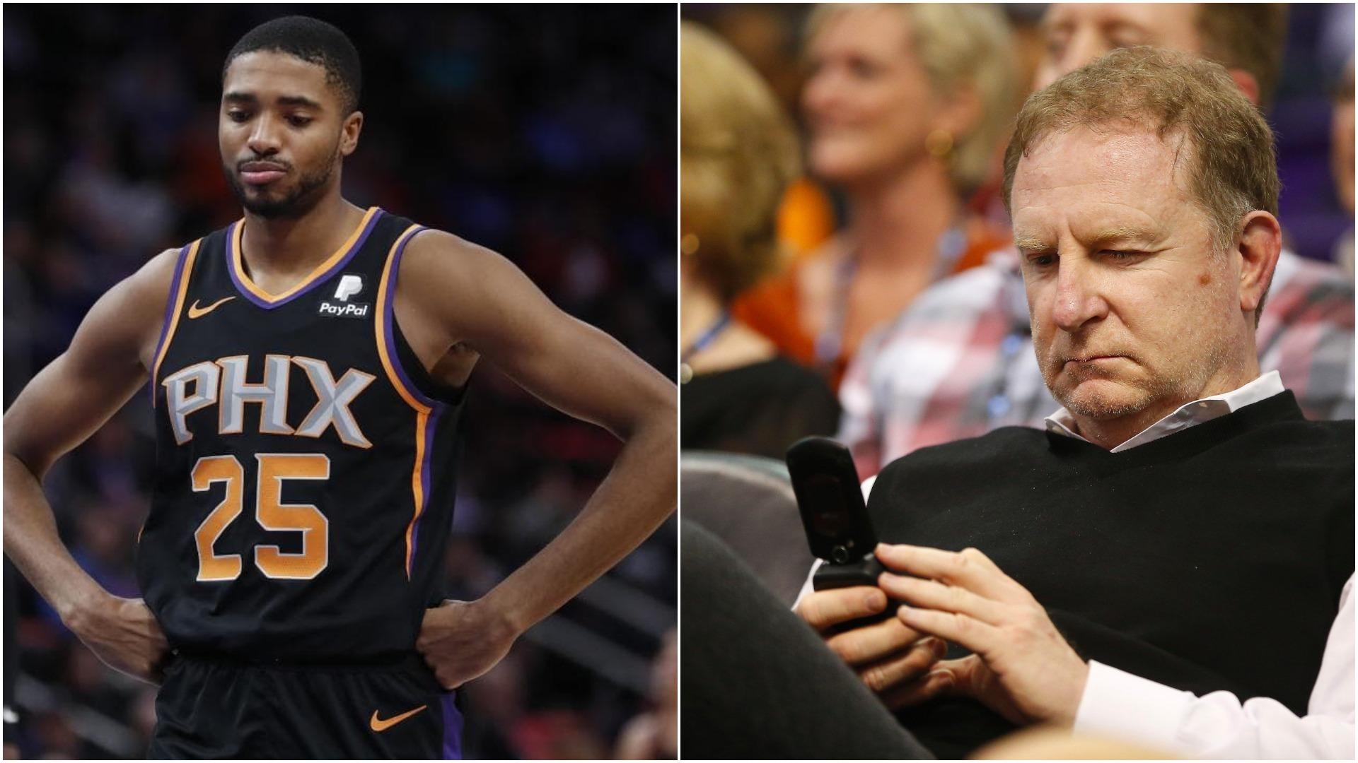 Suns owner threatens to move National Basketball Association franchise to Seattle