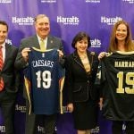 Saints and Pelicans Each Partner With Harrah's New Orleans Ahead of Lawmaker's Attempt to Revive Failed Sports Betting Proposal
