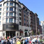 MGM Springfield Massachusetts casino revenue