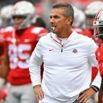 Urban Meyer Ohio State football odds