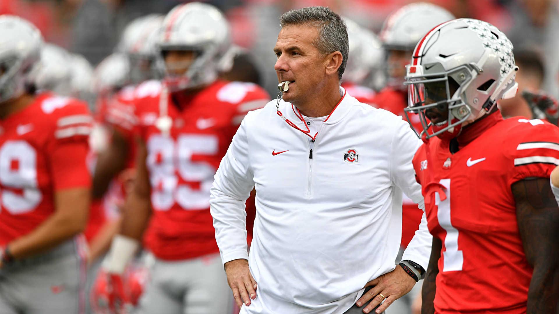 Urban Meyer Ftr Ohio State Coach Announces Retirement