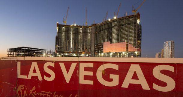 Las Vegas tourism Resorts World