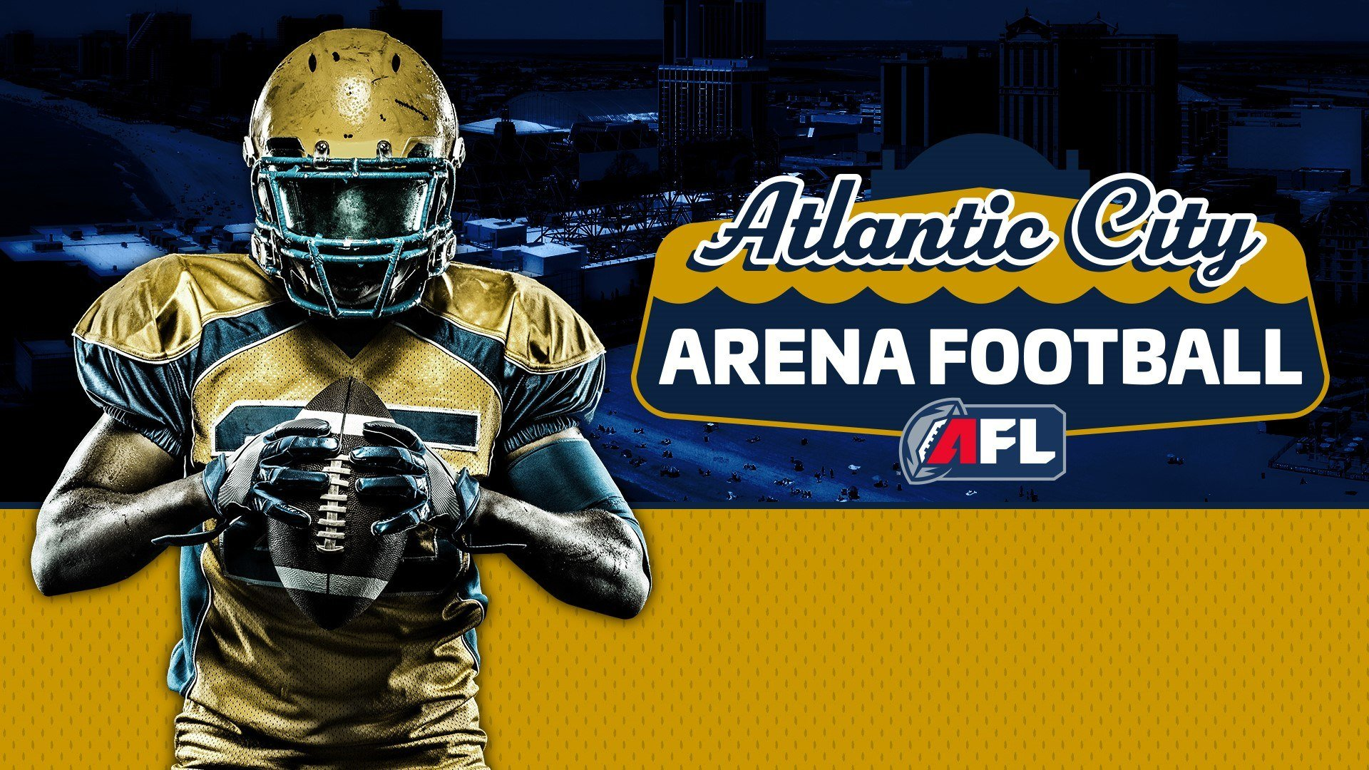 Arena Football League Atlantic City