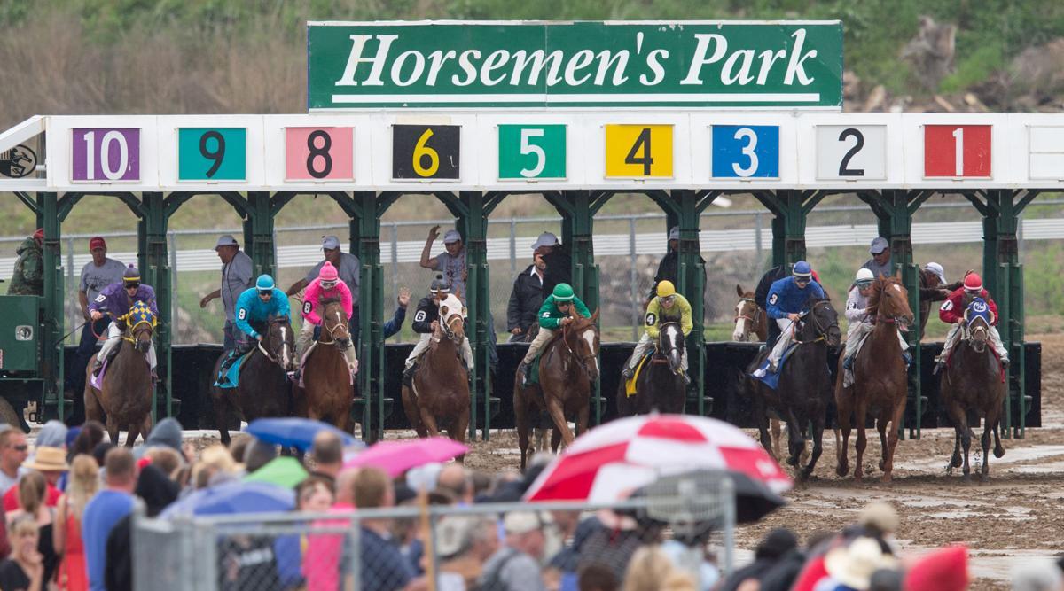Nebraska horsemen historical racing machines