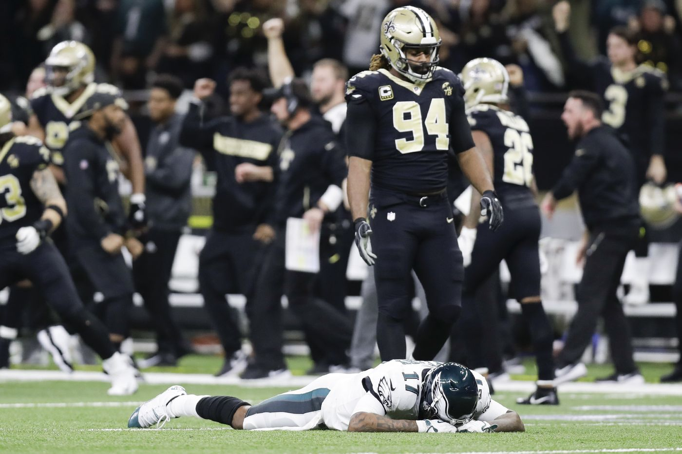 NFL odds sports betting New Orleans Saints