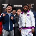 40-Year-Old Manny Pacquiao Defending WBA Welterweight Title vs. Adrien Broner on Saturday