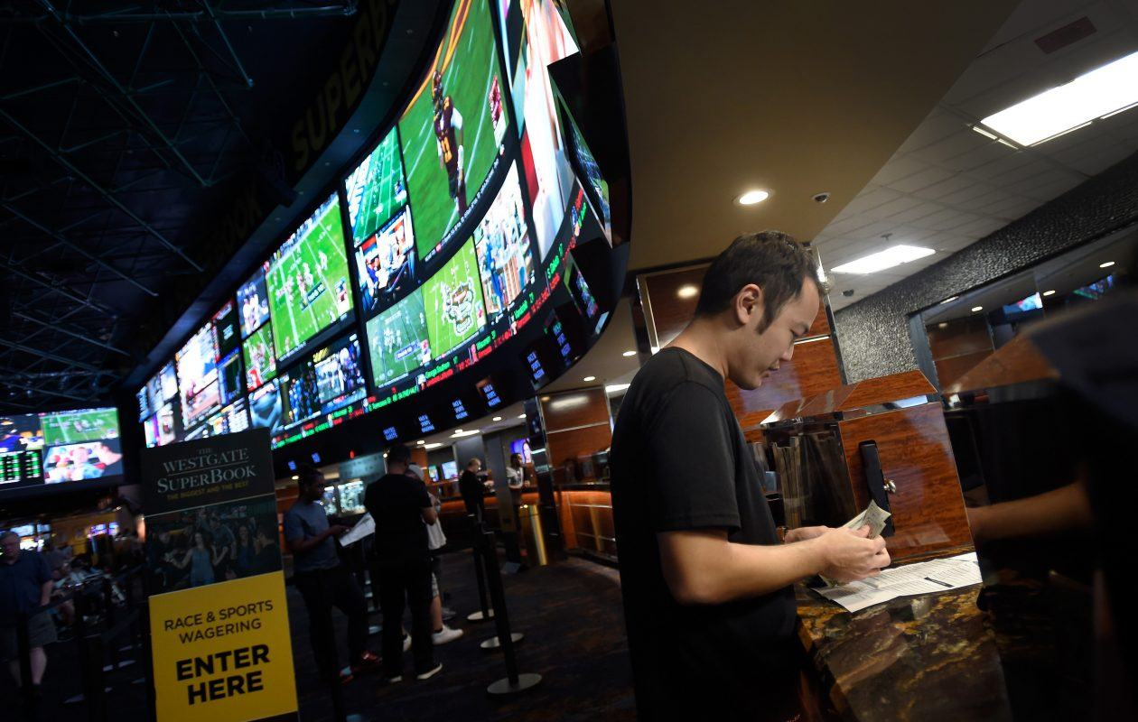 Nevada sports betting regulations