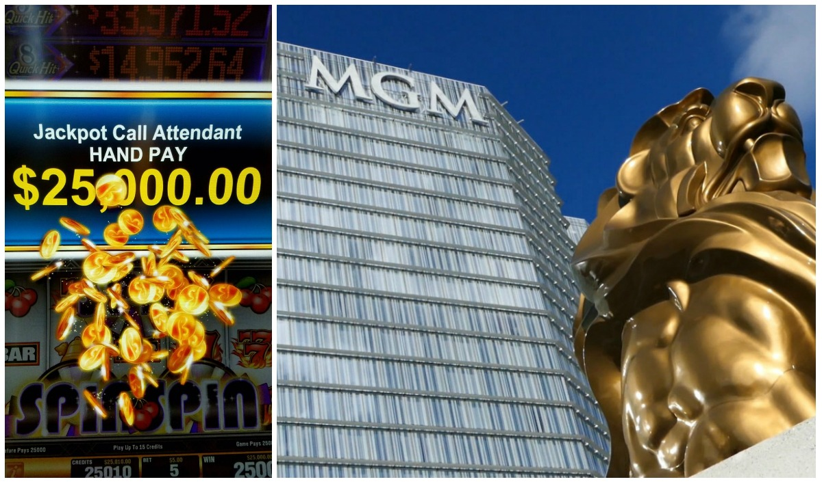 MGM National Harbor slot machines