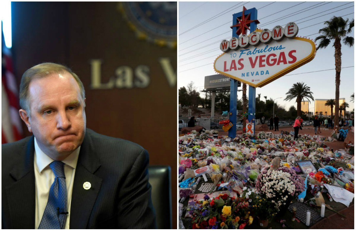 Las Vegas shooting FBI investigation