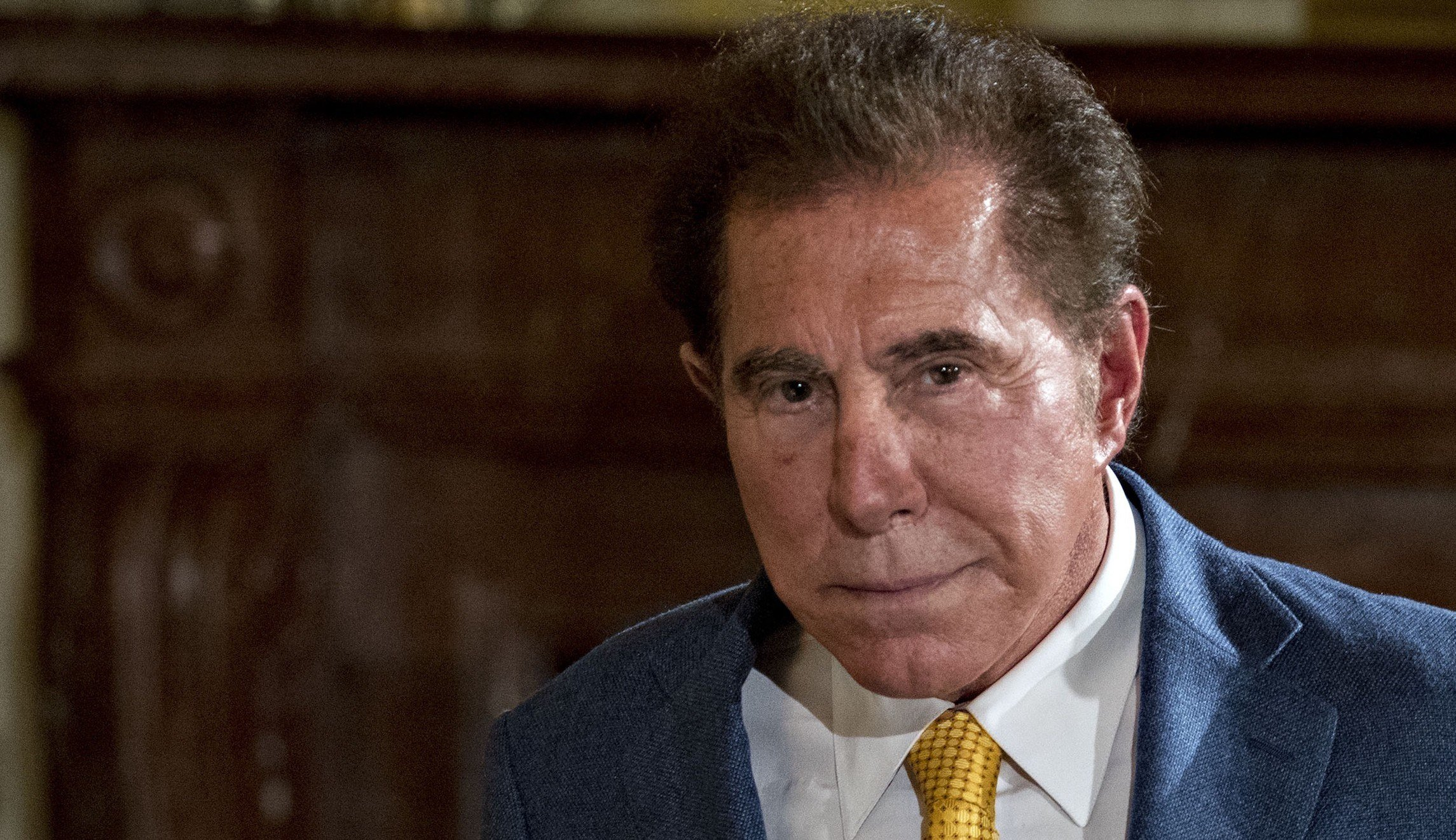 Wynn Resorts Nevada Gaming sexual misconduct