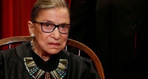 Supreme Court odds Ruth Bader Ginsburg