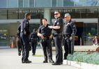 Los Angeles police bingo raid
