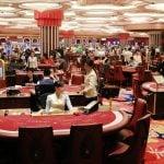 Macau casinos employee bonus