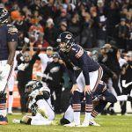 Chicago Bears 'Double Doink' Missed Field Goal Major Score for Las Vegas Oddsmakers