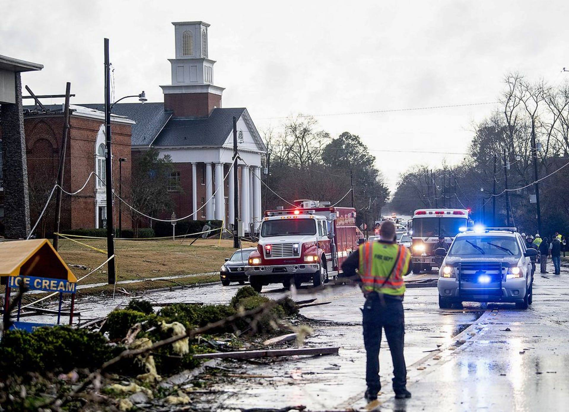 Alabama church gambling casino donation