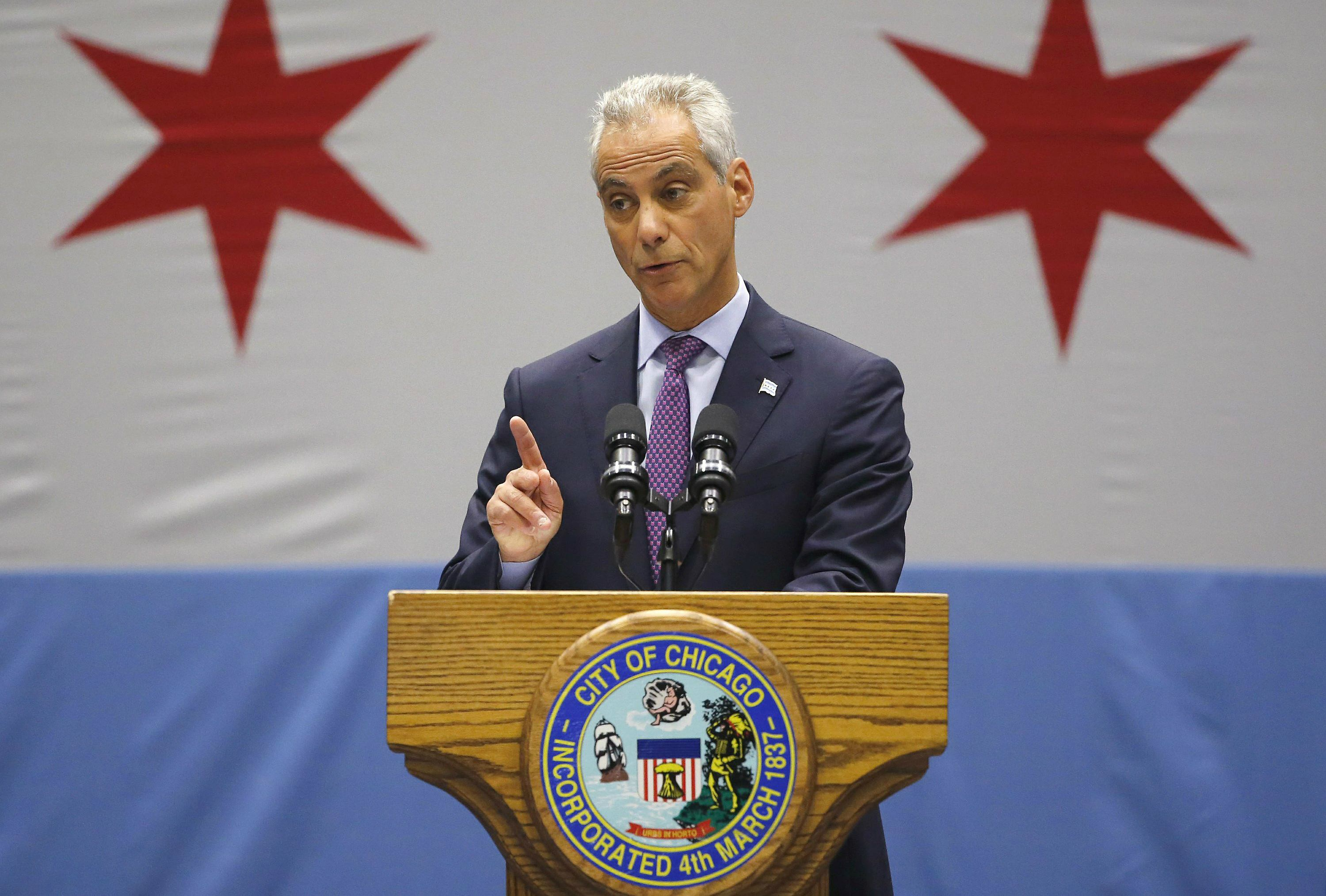 Chicago casino gambling Rahm Emanuel