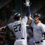 New York Yankees MLB odds World Series